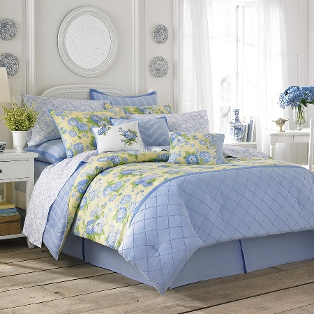 Comforters for a good night sleep.